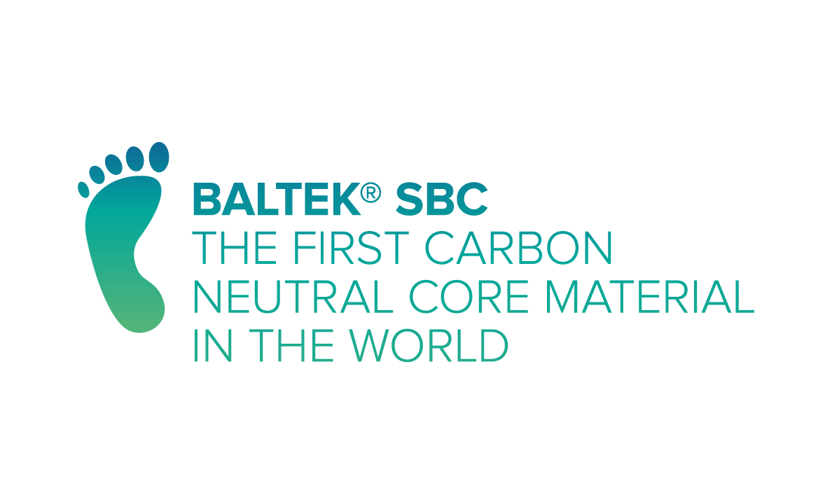 BALTEK® SBC The first carbon neutral core material in the world