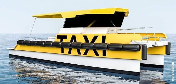 Agena Taxi Catamaran, Croatia - AIREX® T92