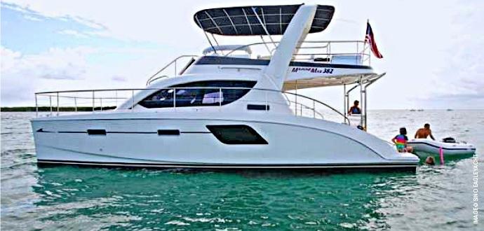 Sino Eagle Yacht Co. Ltd., China - AIREX® C70, BALTEK® SB