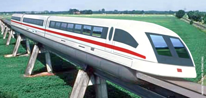 Transrapid International, China - AIREX® R82