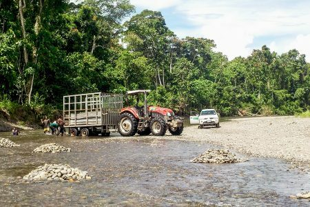 Ecuador - Conservation Value Attribute Project, 2019