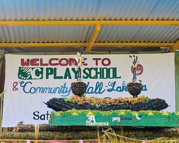 Pre-School education, Papua New Guinea